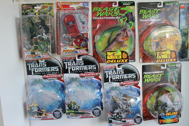 Collection d'Ironhide - Hot Shot's Finest Bots 6128416348_e7bbe1f79f_b