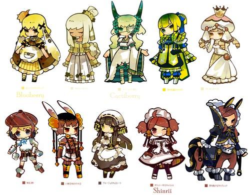 [ACP12] 100 Coloured pencil Gijinka group! -Open group- >>39/100<< 6123156391_75aa037391