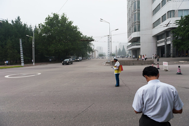 OH NO! PYONGYANG TRAFFIC LADIES BEING RETIRED ?? - Page 2 6061192906_c7fe334811_z