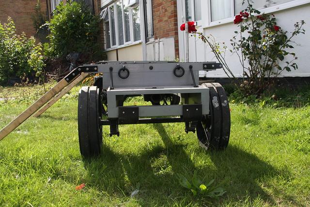 Rob's pole trailer... 6160006933_1a5e14abbc_z