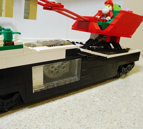 My Christmas Train! 6268248307_db8303fc1e