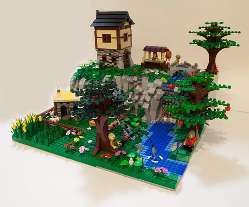 My first medieval MOC 6288266573_e14e6ff89e