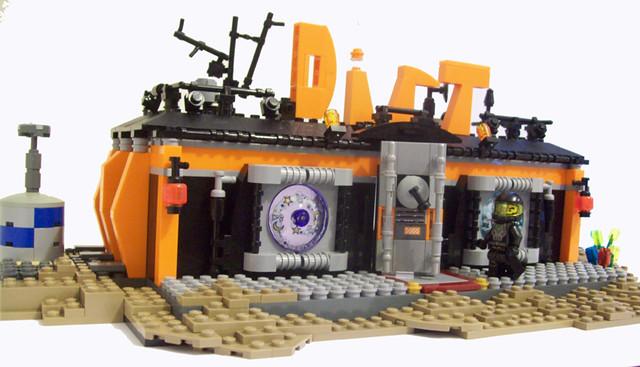 MOC: Dirt Space Bar 5928940025_c4292b733d_z