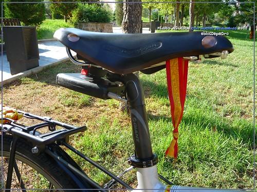 Bicicletas listas para hacer el Camino 5991540785_5eb6748322