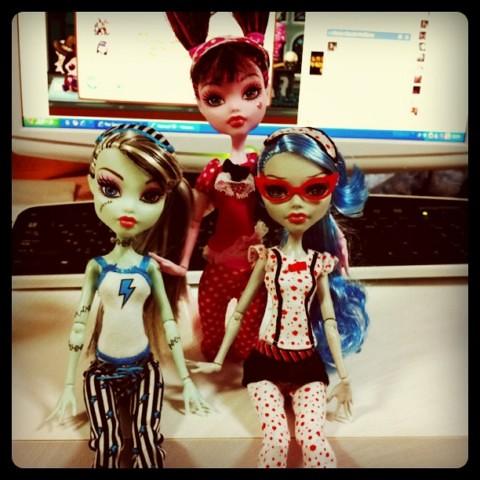 Mes Monster High,  up p2. 6003931877_d878de5fbe