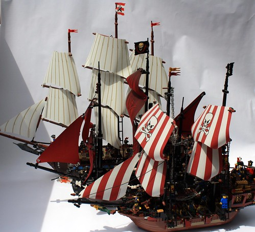 4195 Queen Anne's Revenge review 6009810624_0cf415ee1c