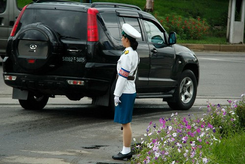 OH NO! PYONGYANG TRAFFIC LADIES BEING RETIRED ?? - Page 2 6043806879_db49c5cf8a