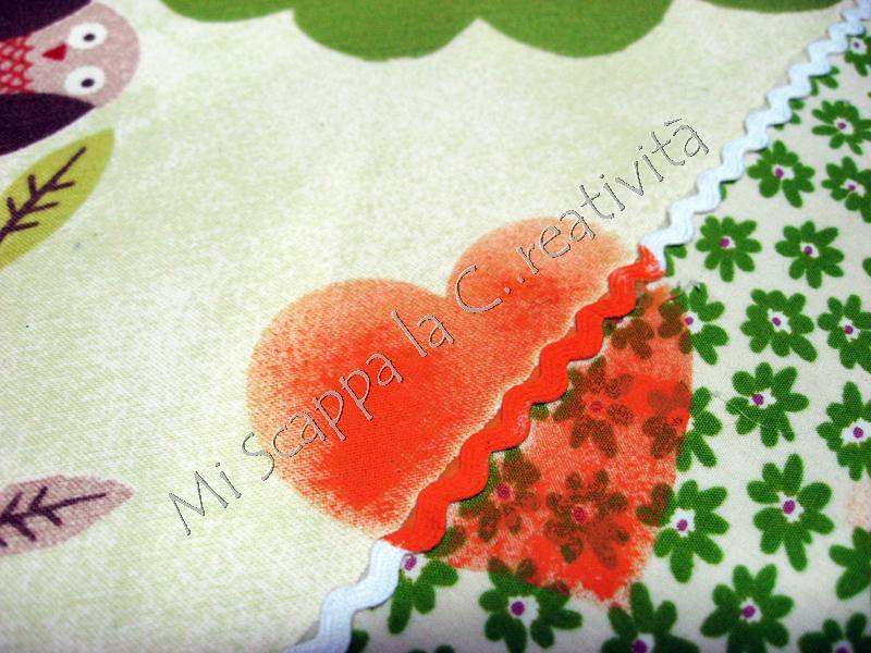 Album di foto - Scrap con i tessuti 5922037685_834ea5b4b8_b