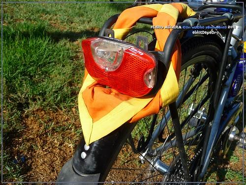 Bicicletas listas para hacer el Camino 5992103394_8064cb894a