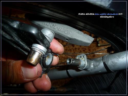 Bicicletas listas para hacer el Camino 5990232805_a67aa008aa