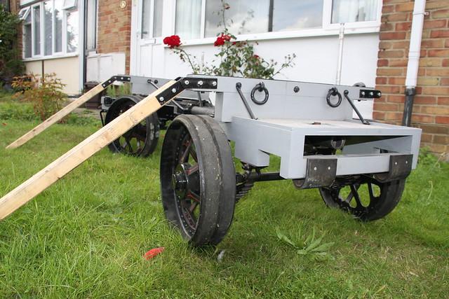 Rob's pole trailer... 6160030423_fac22ecd08_z