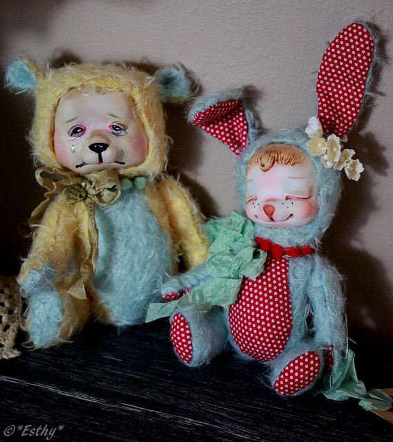 Little Treasures: The fluffies! 6175302823_c4a62f7dac_z