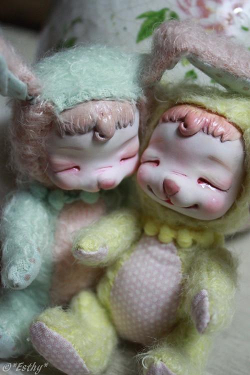 Little Treasures: The fluffies! 6180686771_baec88fdf9_b
