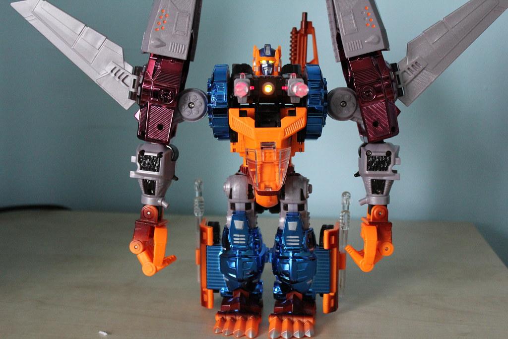 Collection d'Ironhide - Hot Shot's Finest Bots - Page 3 6195349409_219c43081c_b