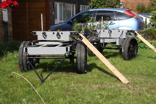 Rob's pole trailer... 6160538004_f0c5a4958c_z
