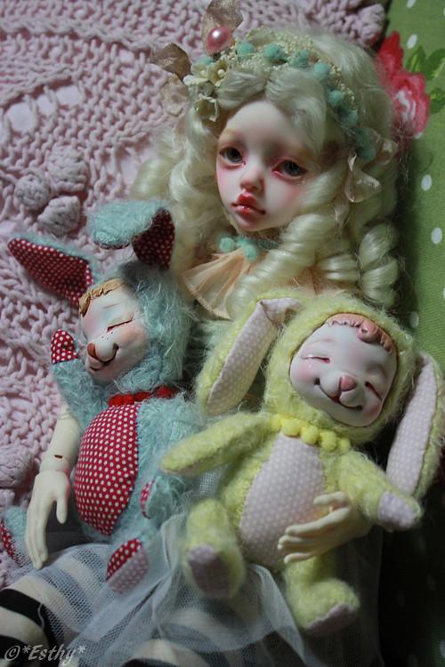 Little Treasures: The fluffies! 6180698523_9e5cfe4561_b