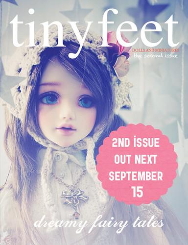 Tiny Feet Magazine   Magazine BJD & Miniatures 6143245405_619c7a225c