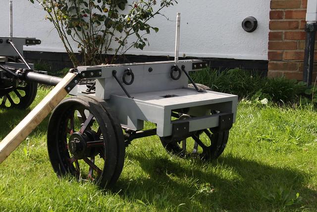 Rob's pole trailer... 6160522920_fc6fb7e1b2_z