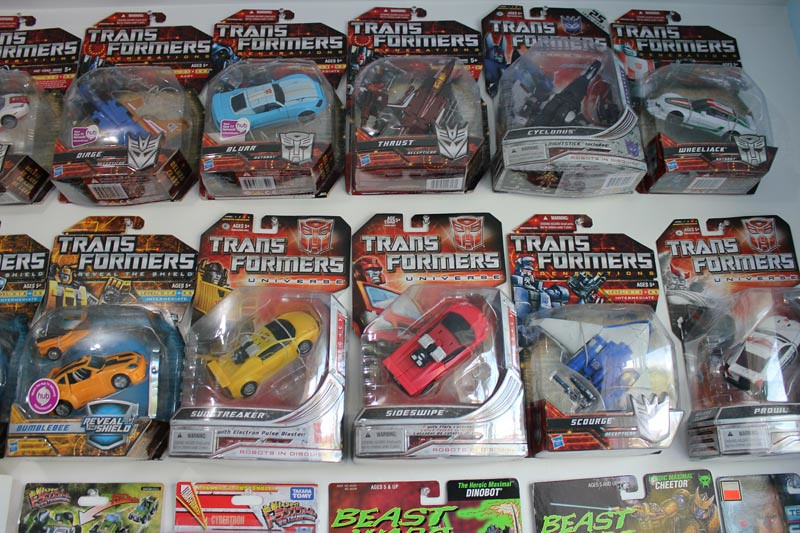 Collection d'Ironhide - Hot Shot's Finest Bots 6128416544_7bd1422023_b