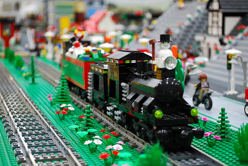 My Christmas Train! 6058307925_912f1d7652