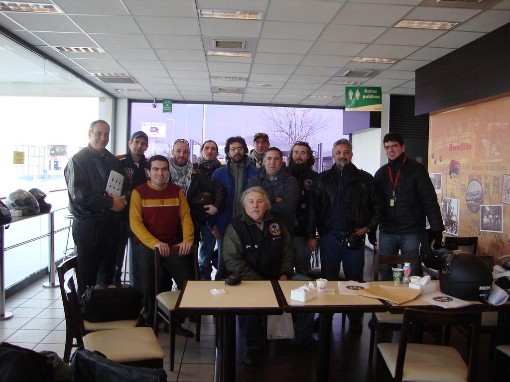 Imagenes de la Charla de Conduccion en Grupo y Contramanillar del 28/08/2011 6099719253_f4d1b86f49_b
