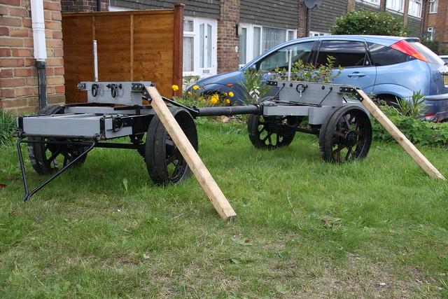 Rob's pole trailer... 6160058829_545a202a13_z