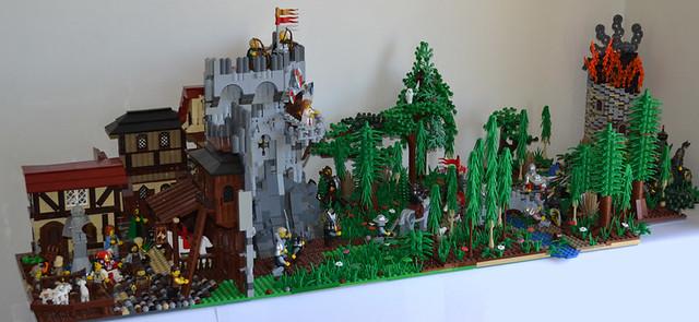 Some History/Castle builds. 6255508707_d859b75d5f_z