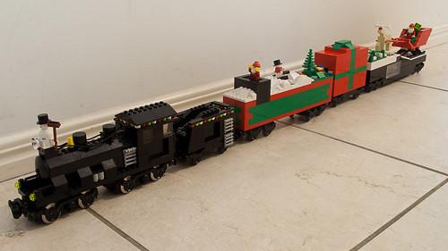 My Christmas Train! 6268942458_8e4d9039f8