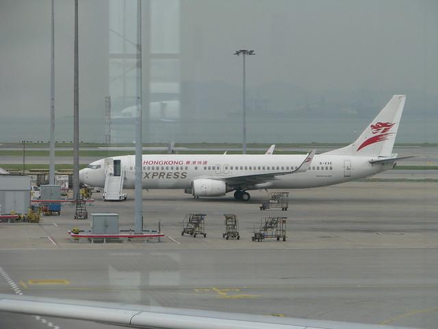 Hong Kong Express Airways (UO/HKE) 6292905790_5ab34db230_z