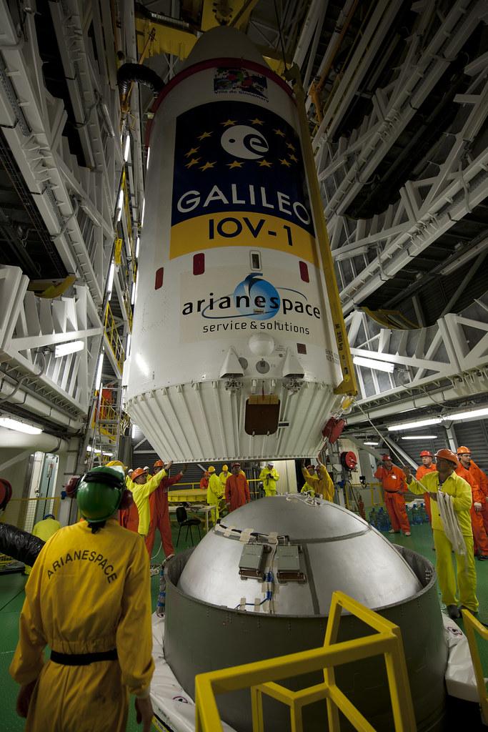 Lancement Soyouz-ST-B VS01 / GALILEO IOV-1 - 21 octobre 2011 - Page 3 6246348440_649d1dd3b9_b