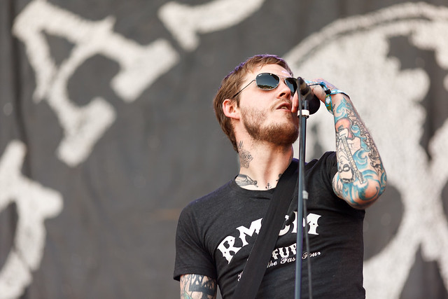 charming pictures of Brian Fallon 5901644571_4a88919f2c_z