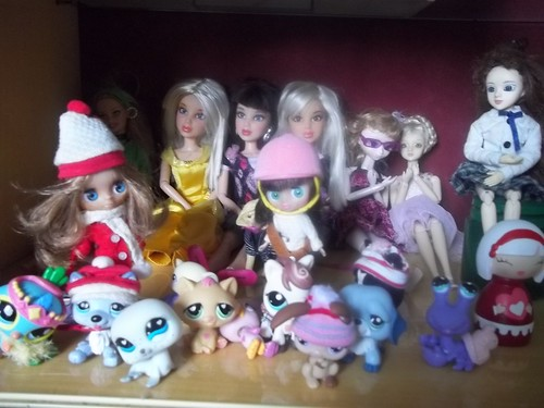 Mes dolls (pullip, taeyang, J-doll, classmate...) 6357751679_a43be95935