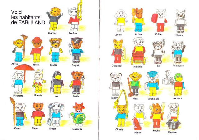 Fabuland (LEGO) - 1979-1989 6065223399_a21ac5eda4_z