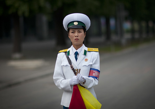 OH NO! PYONGYANG TRAFFIC LADIES BEING RETIRED ?? - Page 2 6248906779_2deda5f9ff