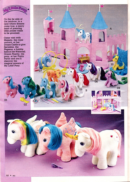 Mon Petit Poney (HASBRO) 1982 - 1994 6239991118_e55765ae1c_z