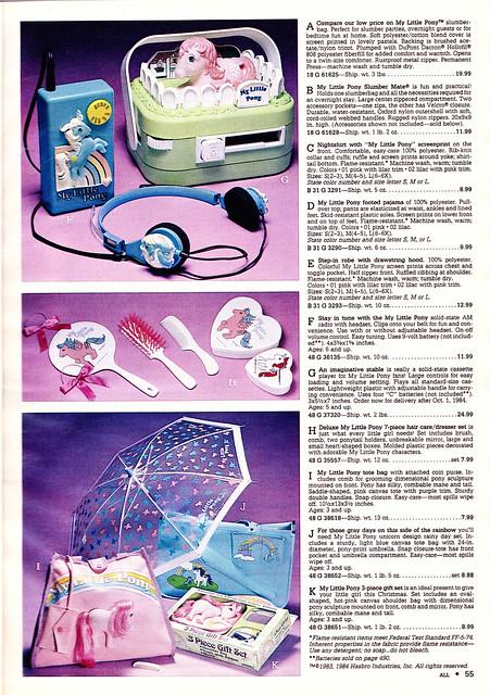 Mon Petit Poney (HASBRO) 1982 - 1994 6239996012_8d42223df6_z