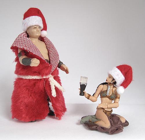 Santa hats for vintage figures - where? - Page 2 11296303023_82d6d55eb1