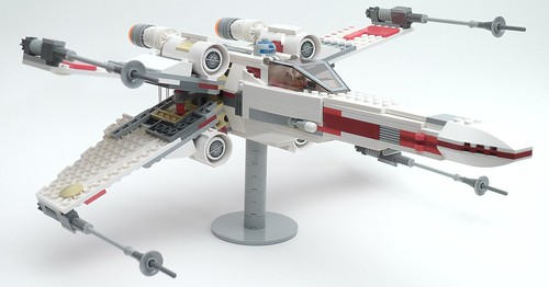 9493 X-wing Starfighter 6828300733_7a521528a8