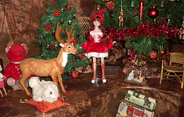 """13 - THEME PHOTO DU MOIS: Décembre 2011  """"NOEL ... ses préparatifs, la fête , le Père NOEL , les cadeaux"""" - Page 2 6511342229_bc8717f9dc_z"""