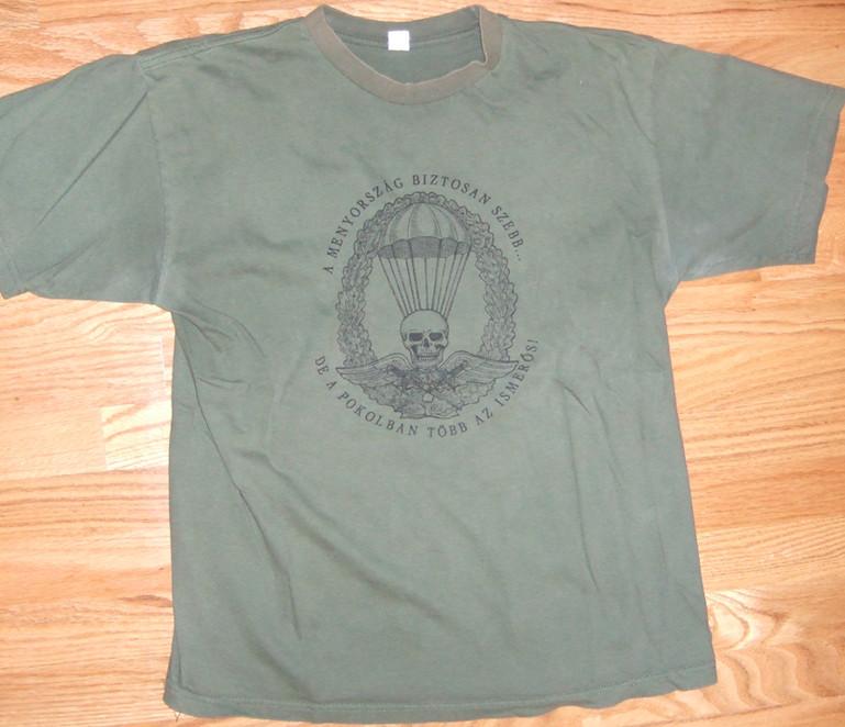 Hungarian para t-shirt 6386676877_98395047ef_b