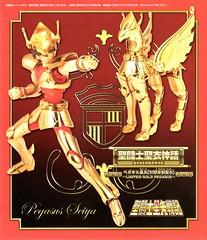 [Imagens] Saint Cloth Myth Seiya de Pégasus V1 Gold Limited 6602015403_5ba647b813_m