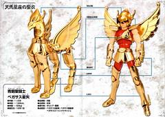 [Imagens] Saint Cloth Myth Seiya de Pégasus V1 Gold Limited 6602021075_5e7fc97a8b_m