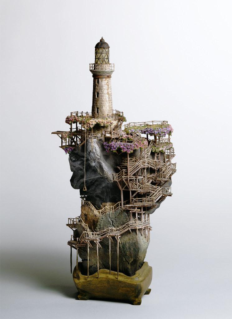 [gallerie] Les maquettes de Takanori Aiba 6844479387_18bf9160b4_b