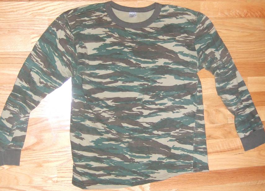 Greek camo thermal shirt 6386676353_65284e3930_b