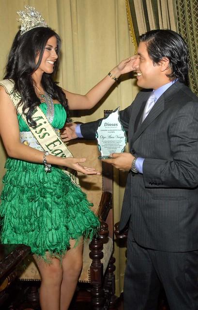 The Official Thread of MISS EARTH® 2011 Olga Alava, Ecuador - Page 2 6592161657_a637260cce_z