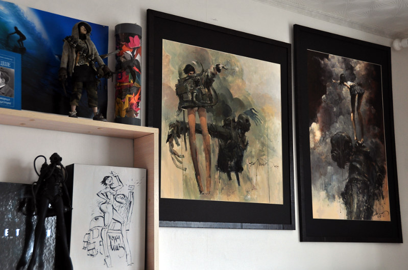 Ashley Wood Prints 13187998234_3f6de49c7c_c