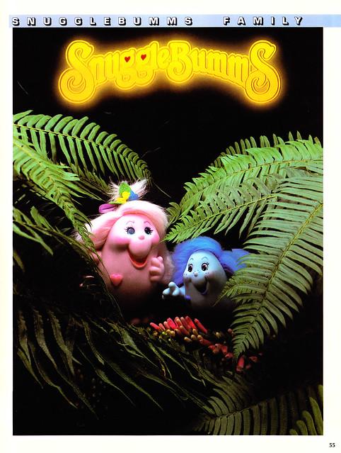 Bums-Bums / Snugglebumms (Playskool, MB) 1984 6956013907_ef3cbaa43e_z