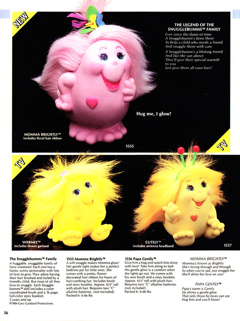 Bums-Bums / Snugglebumms (Playskool, MB) 1984 6956016191_b8cb51a7a9_z