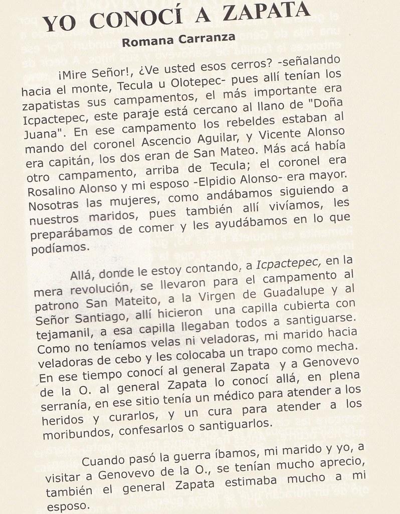 yo conoci a Zapata !! 6983667017_37cd1bd1b7_b