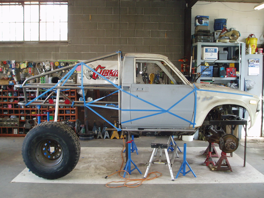 JP comes to life-A Truggy Build - Page 2 6998144503_ce895f2df3_b